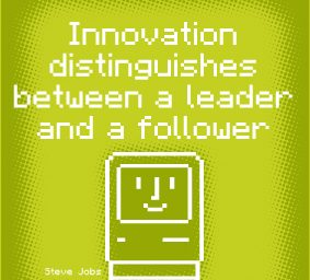 The Innovation Wisdom of Steve …