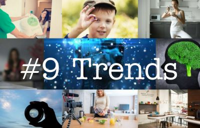 Nine Key Consumer Trends for 2018
