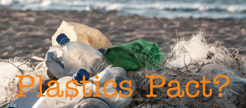 Innovation and the Plastics Pact