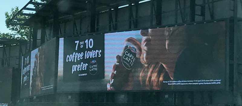 7 out of 10 Coffee Lovers …