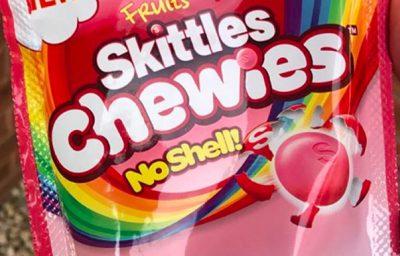 Naked Skittles!