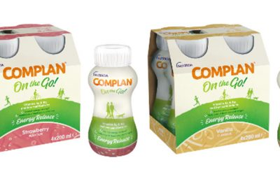 Danone: Complan On The Go